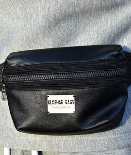 FANNY PACK in Black ||