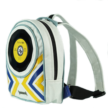 Mini Backpack | WHITE