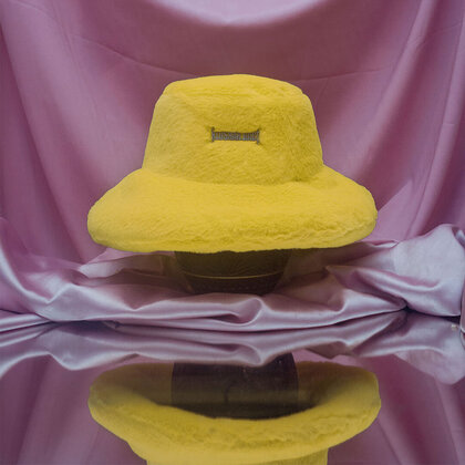 * PRE - ORDER * PIMP CAPELLA HAT | YELLOW