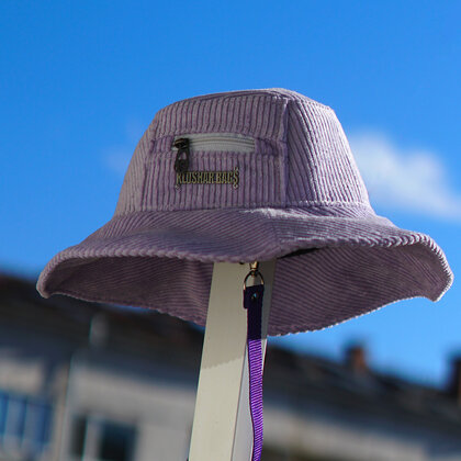*PRE - ORDER* CAPELLA HAT | PINK POCKET