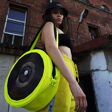 "Класическа ""O Bag"" by Kloshar Bags 