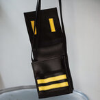 Pre-order | Crossbody bag | Black and Yellow