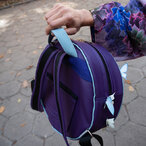 Pre-order | O Backpack by KLOSHAR BAGS | BUTTERFLY EFFECT