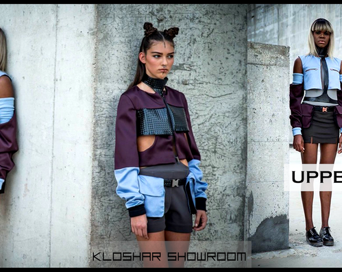 UPPER CUT at KLOSHAR SHOWROOM