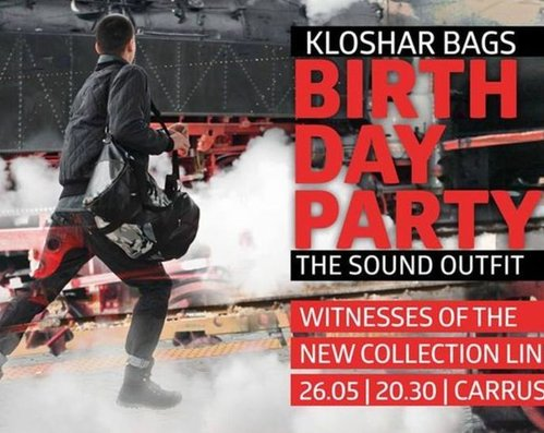 KLOSHAR BAGS BIRTHDAY PARTY